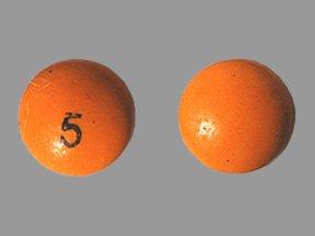 Image 0 of Bisacodyl Enteric Coated 5 Mg Tab 100 Ud