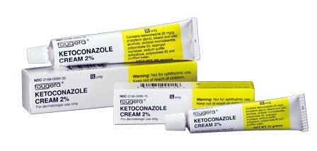 Ketoconazole itching for cream
