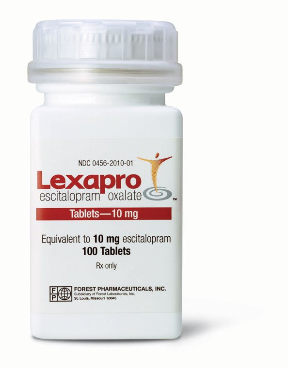 how to take lexapro 10 mg
