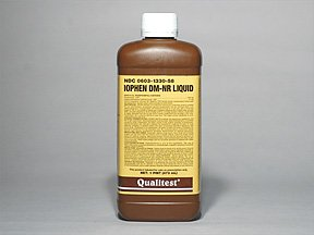 Iophen-Dm Nr Liquid 16 Oz By Qualitest Products