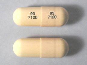 Flutamide 125 mg Capsules 1X180 Mfg. By Sandoz (Eon Labs)