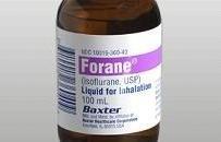 Forane Liquid 6X100 Ml By Baxter Acc.