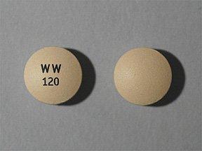 Ergotamine And Caffeine 1-100 mg Tablets 1X100 Mfg. By West Ward Pharmaceutica