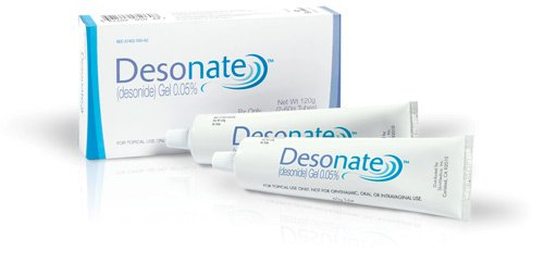 Desonate 0.05% Gel 2X60 gm Mfg.by: Intendis Inc USA
