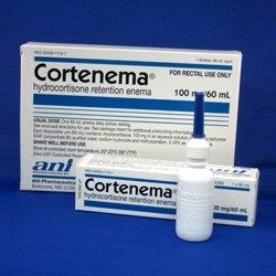 steroid enema for radiation proctitis