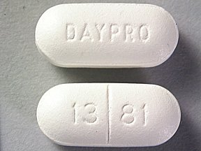 Daypro 600 Mg Tabs 100 By Pfizer Pharma