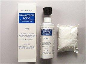Derma-Smoothe/FS Scalp Oil 0.01% Oil 1X120 ml Mfg.by: Hill Derm USA
