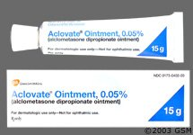Aclovate .05% Ointment 1X15 Gm Mfg. By Pharmaderm - Brand