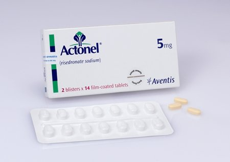 Actonel 5 Mg Tabs 30 By Actavis Pharma.