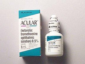 Acular 0.5% Drops 5 Ml By Allergan Inc