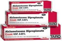 Alclometasone Dipropionate 0.05% Cream 15 Gm By Taro Pharma.