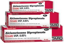 Alclometasone Dipropionate 0.05% Cream 45 Gm By Taro Pharma.