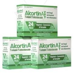 Image 0 of Alcortin A 24 x 2 Gm Gel By Primus Pharma.