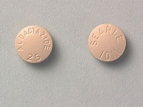 Aldactazide 25-25 Mg Tabs 100 By Pfizer USA.