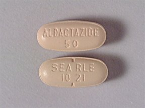 Aldactazide 50-50 Mg Tabs 100 By Pfizer USA.