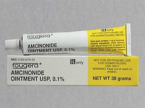 Amcinonide 10% Ointment 1X30 Gm Mfg. By Fougera & Company