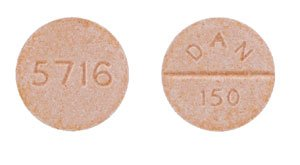 Amoxapine 150 Mg Tabs 30 By Actavis Pharma.