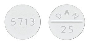 Amoxapine 25 Mg Tabs 100 By Actavis Pharma.