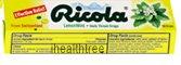 Image 0 of Ricola Stick Lemon-Mint Lozenges 24X10