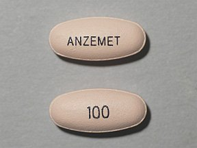 Anzemet 100 Mg Tabs 5 By Aventis Pharma.