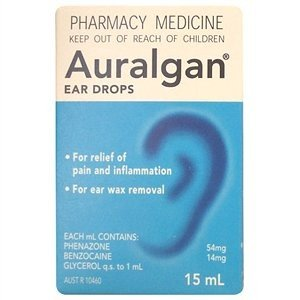 Auralgan Drops 1X14 ml By Deston Theraputics Inc