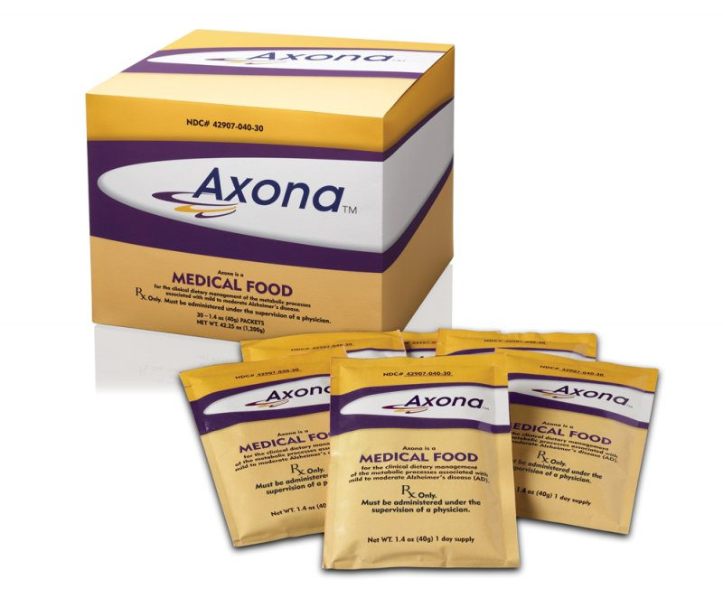 Axona Packets 30X40 Gm By Accera Inc.