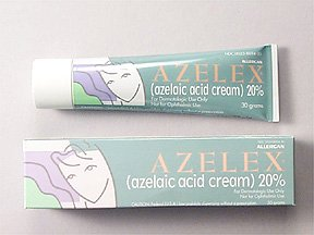 Azelex 20% Cream 30 Gm By Allergan Inc.