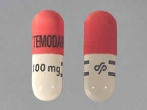 Temodar 100 mg Capsules 1X5 Mfg. By Schering Corporation