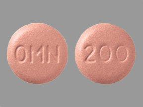 Topamax 200 Mg Tabs 60 By J O M Pharma.