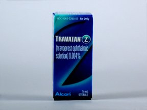 Travatan Z .4% Drop 5 Ml By Alcon Labs