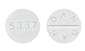 Trihexyphenidyl 5 Mg Tabs 100 By Actavis Pharma