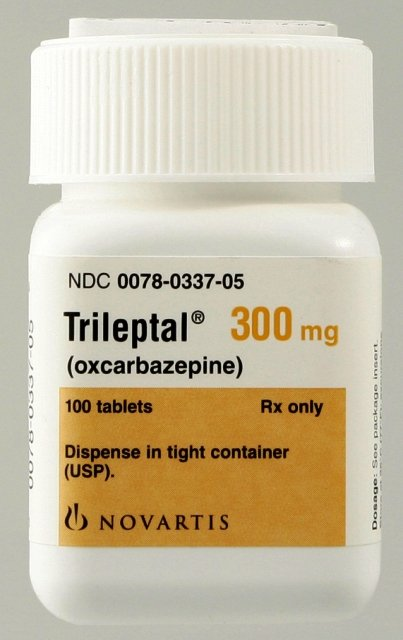 Trileptal 300 Mg Tabs 100 By Novartis Pharma.