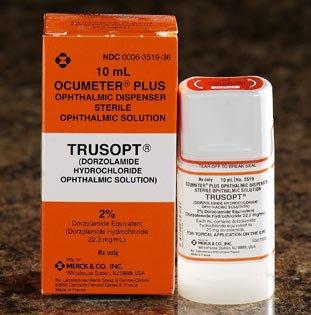 Trusopt Plus 2% Drop 10 Ml By Merck & Co.