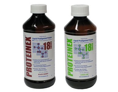 Proteinex-18 Sugarfree Blackcherry Liquid 473 ml
