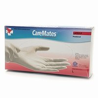 Caremates Small Powered Free Vinyl Gloves 10 Box In Each : Case