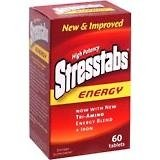 Stresstabs Energy Vitamin Tablet 60.