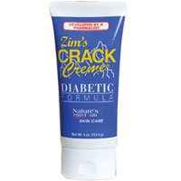 Image 0 of Zims Crack Creme Heel Foot 4 Oz