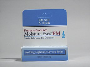 Bausch & Lomb Advanced Night Time Persistant Dry Eye Oint 3.5 Gm