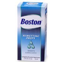 Bausch & Lomb Boston Rewetting Drops 10 Ml