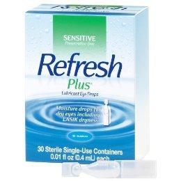 Refresh Plus 0.5% Eye Drops 30X0.4 Ud Ml