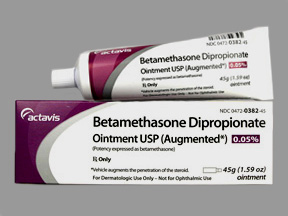 Prescription Drugs-B - Betamethasone Dipropionate
