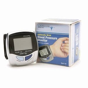 Image 0 of Blood Pressure Inflate Wrist 1 Each Mfg. By Lumiscope - Div of Graham-Field