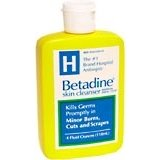 Image 0 of Betadine Skincleanser Liquid 4 Oz
