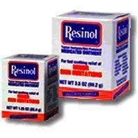 Resinol Medicated Jar Ointment 1.25 Oz