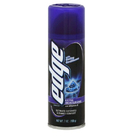 Edge Extra Moisturizing Shave Gel 7 Oz