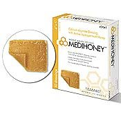 Image 0 of MEDIHONEY Dressing With Applicator Sterlie 1.5 Oz