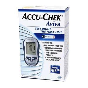 Accu-Chek Aviva Plus Care Kit 1