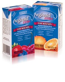 Image 0 of Resource Arginaid Extra Liquid Wild 27X240 ml Mfg. By Nestle Clinical Nutrition