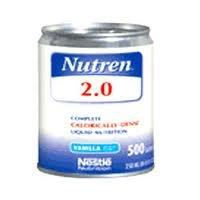 Image 0 of Nutren 2.0 Vanilla 24x250 Ml