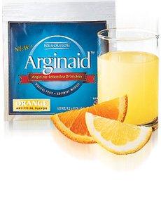 Arginaid Orange Powder 4 x 14 x 9.2 Gm